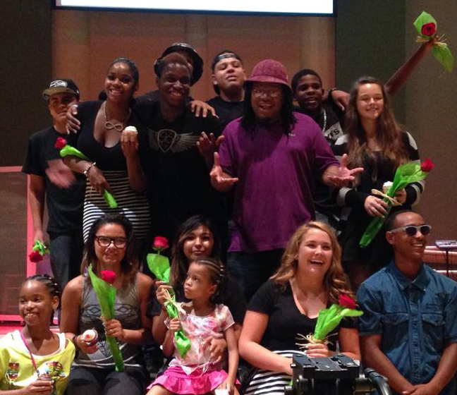 Unified Outreach Music Program 2014