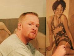 David Toledo oil paint 1999