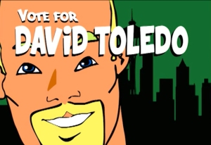 David Toledo Seattle City Council Cartoon