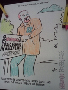 GW David Toledo Seattle City Council Cartooning with the Candidate 3