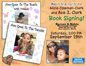 Ave Book Tour