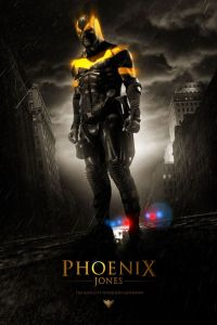 Phoenix Jones - Guardian of Seattle Streets!