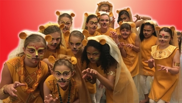Lion King Lionesses Unified Outreach